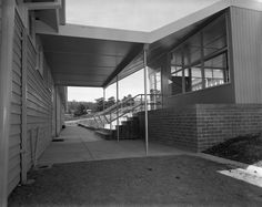 The old school I attended, Lindisfarne State Primary.