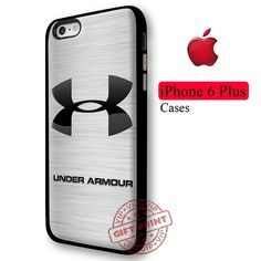 Under Armour Logo For iPhone 6. Wonder if they have it for samsung...