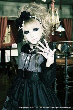 Hizaki ♥ Versailles ♥ Guitar