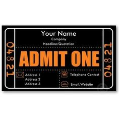 Basic tickets (10 per page) - Templates Free on line | 8th grade ...