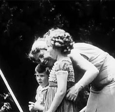 eleanor roosevelt and shirley temple