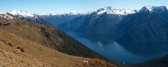 Kepler Track, NZ. One of my favourite hiking tracks! Have done the 65 km track 3 times!