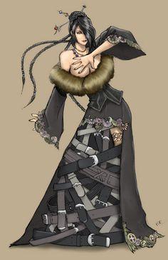 Lulu, Final Fantasy X
