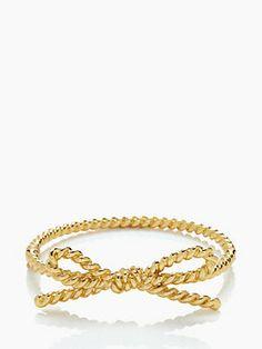 skinny mini rope bangle, gold