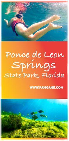 Ponce De Leon Springs State Park, Florida - Pam Gann