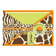 >>>Cheap Price Guarantee          	Orange Safari & Cupcake First Birthday Enclosure Announcement           	Orange Safari & Cupcake First Birthday Enclosure Announcement This site is will advise you where to buyDiscount Deals          	Orange Safari & Cupcake First Birthday Enclosu...Cleck Hot Deals >>> http://www.zazzle.com/orange_safari_cupcake_first_birthday_enclosure_invitation-161733901586577202?rf=238627982471231924&zbar=1&tc=terrest