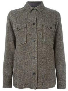 Isabel Marant Étoile 'Hill' Shirt Jacket - Farfetch