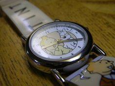 正規輸入●TINTINタンタン限定腕時計ウオッチ●除湿庫保管未使用_画像1