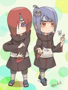 Nagato & Konan
