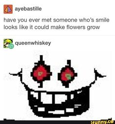 why am i posting so much flowey stuff i even turned a fnaf post into a flowey post jfc