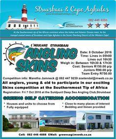 #AnglingSkins #FishingCompetition #AnglingCompetition #StruisbaaiEvents #FishingTournaments