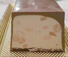 donneinpink magazine: Torrone dei morti con cioccolato bianco e mandorle...