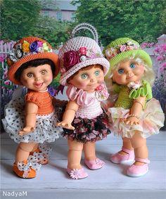 http://babiki.ru/blog/work/63920.html  Baby face dolls