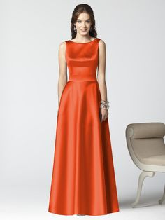 Cheap dessy 2053 dress