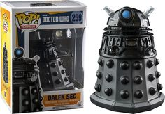 doctor who pop vinyl dalek sek - Google Search