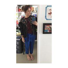 Looks Instagram, Fajardo, Capri Pants, Fashion, Wardrobe Closet, Outfits, Moda, Fashion Styles