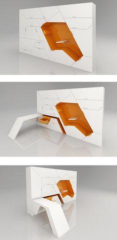 DESIGN >>> Boxetti collection - Journal du Design