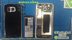Replace or Change your Samsung Battery at a very reasonable price from us in our store. Walk in to our store and get quality parts and genuine repair works with 30 days peace of mind warranty. Cracked Screen, Laptop Repair, Galaxy S7, Samsung Galaxy, Mobile Phone Repair, Samsung Mobile, Mobile Accessories, East London, Spare Parts