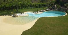 piscinas de arena - Piscinas de arena: Conoce los detalles de la nueva tendencia