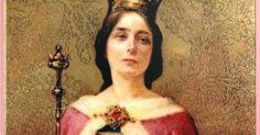Eduvigis, gloriosa princesa y santa mujer, bendita benefactora y santa patrona de los afligidos, de los carentes de vivienda y ende...