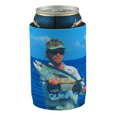 The Stubby Can Cooler ( with base ) has a  large area for your multi colour printed promotional branding, message or logo customised onto the promotional product in prime viewing position maximising visual advertising potential.