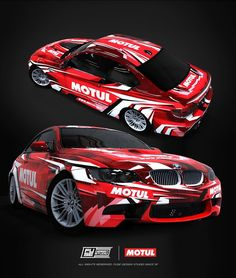 """75 mentions J'aime, 2 commentaires - FUSE™ / Design Studio (@fusedesignstudio) sur Instagram : """"Official livery design for MOTUL Russia This design is made for any car - sedan, hatchback,…"""""""