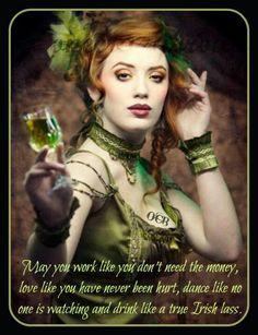 ☘☘ Ïŕἶŝђ €ƴẻŝ Ꭿŕẻ Ꮥ๓ἶℓἶภ' ☘☘Ꭿℓℓ Ʈђἶภɠŝ Ïŕἶŝђ☘♧♣♧♣☘ ~A true Irish lass