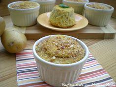 Tortini di patate e mortadella