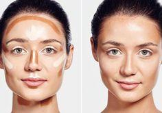 Como fazer contorno do rosto como uma celebridade – We Fashion Trends