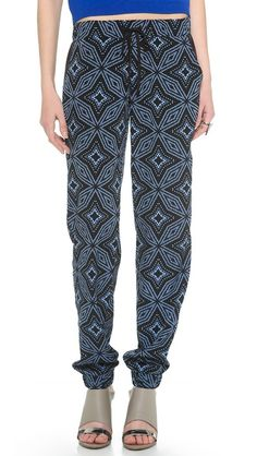 {comfy enough to be pajama pants, cute enough to wear in public}