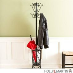 holly martin brighton coat rack and umbrella stand by holly martin 9999 amazoncom alba pmclas chromy