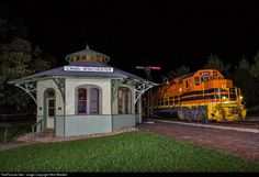 RailPictures.Net Photo: IORY 5011 Indiana & Ohio Railway EMD GP50 at Canal Winchester, Ohio by Whit Wardell