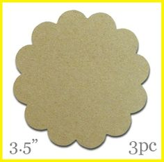 Chipboard Pennants | Double click on above image to view full picture