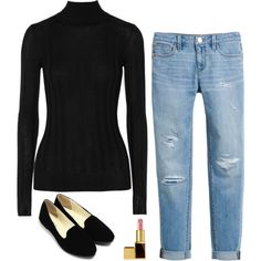 Rachel Zane Inspired Outfit by daniellakresovic on Polyvore featuring Jason Wu, White House Black Market and Tom Ford