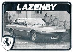 Ferrari 365 gt42 ad 1976