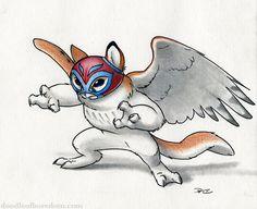 owl griffin hahaha
