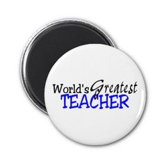 Worlds Greatest Boss Black Blue Magnets New Teacher Gifts, New Teachers, Boss Black, Photo Magnets, Cool Gifts, Blue