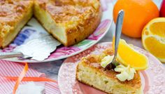 Torta all'arancia: una vera delizia al profumo di cannella! Nutella, Banana Bread, Smoothie, French Toast, Food And Drink, Gluten Free, Cheese, Breakfast, Desserts
