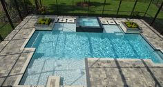 Unterschrift Pool Fotos The post Unterschrift Pool Fotos appeared first on Love. Swimming Pool Prices, Swimming Pool Designs, Swimming Pools, Low Maintenance Landscaping, Pool Maintenance, Orlando, Beach Entry Pool, Pool Contractors, Pool Shapes