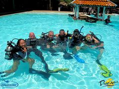 Nice candidate from all around the world with one goal : Become a PADI Scuba Diving Instructor with CD Artin Zaman @ diveasia Phuket - Thailand  www.idivecenter.com