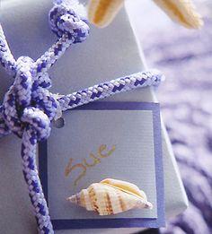 Dockside Gift Wrap
