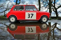 Mini Sport built replica of 33 EJB