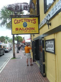 There are tons of little bars and bistros all over Key West to explore and enjoy.