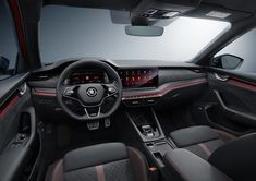 Joining the VW Golf GTE and the plug-in hybrid Cupra Leon, the new Skoda Octavia RS iV offers 400 Nm of torque and comes in liftback and wagon flavors. Matrix, Skoda Rs, Volkswagen Group, Audi A3 Sportback, Gasoline Engine, Auto News, Limousine