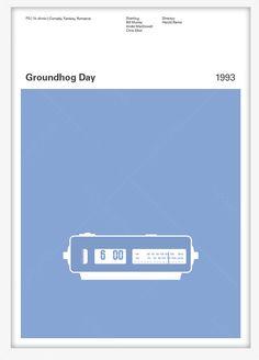 Groundhog Day / Und täglich grüßt das Murmeltier (1993)