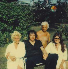 Elvis enjoying his vacation in Hawaii March 1977