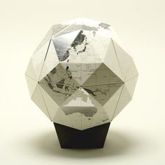 Geodesic Globe, $52, now featured on Fab.
