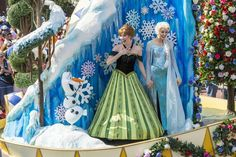 Join Elsa & Anna at Disneyland Paris until the 13th September with thedreamtravelgroup.co.uk