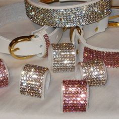 bling for your little dog, collars and bracelets at bitch new york.com