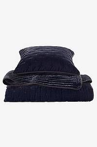 Ellos Home Sengeteppe Greta i vasket fløyel cm Bed Pillows, Pillow Cases, Quilt, Interior Design, Bedroom, Bomull, Home, Future, Random